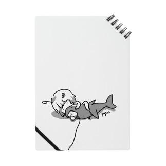 くつろぐ人 Notebook