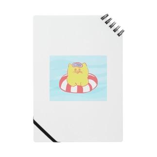 泳ぐねこ Notebook