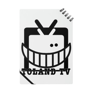 TOLAND TV 公式グッズ Notes