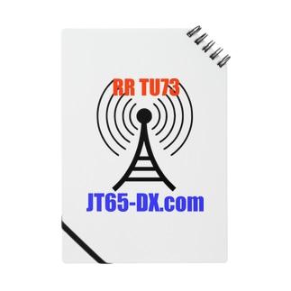 JT65-DX.com 公式グッズ ノート