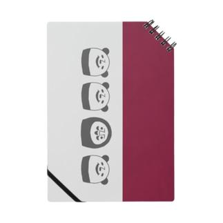 ぱんだるまん(エンジ) Notes