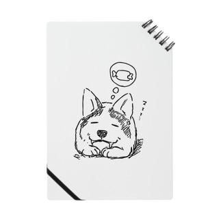 スリーピングコーギー Notes