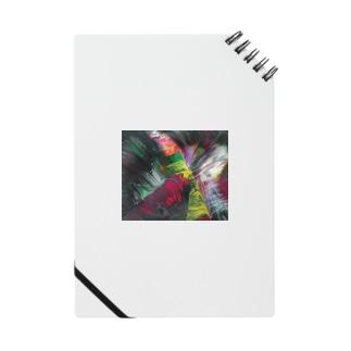 色彩の羽根 2021_003 Notebook
