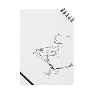 tabby cat ノート Notes
