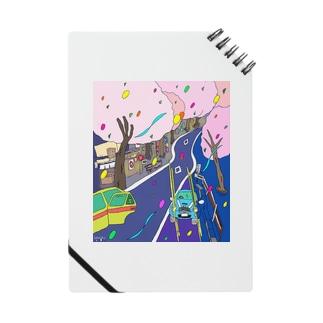 渋谷・桜丘 Notes