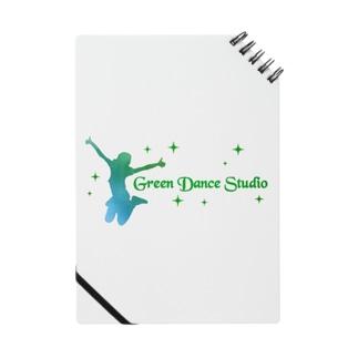 グリーンダンススタジオ ノート