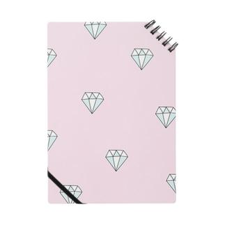 ピンクダイヤモンド Notes