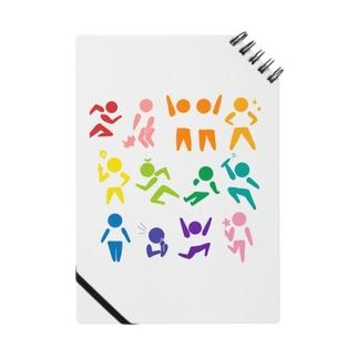 カラーセラピクトグラム Notes