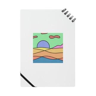 背景 Notebook