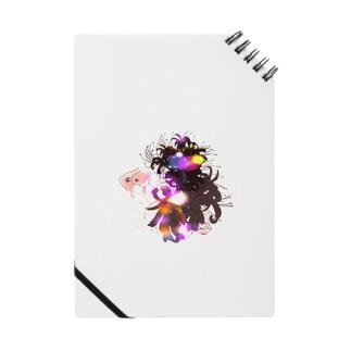 金魚花_煌color Notebook