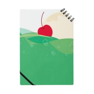 メロンソーダ ノート