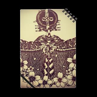 切り絵師 薫櫻 ~cinnamon*FUJI~の切り絵*揚巻 Notes