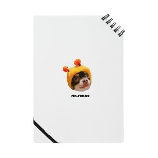 ミスターとらお。 Notebook