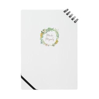 make  myself with yoganohi Notebook