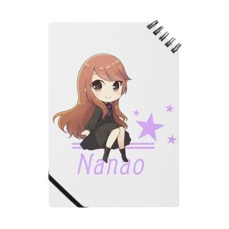 NanaoのでふぉるめNanaoちゃん Notebook
