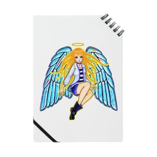 天使アバター ノート