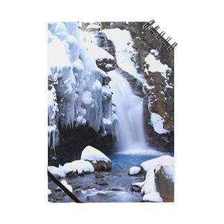 冬の秘瀑 Notes