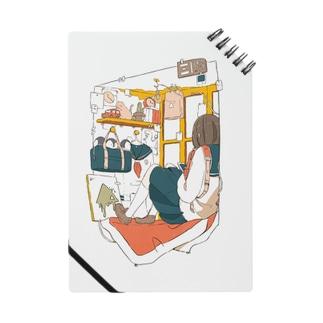 オレンジモウフ ノート