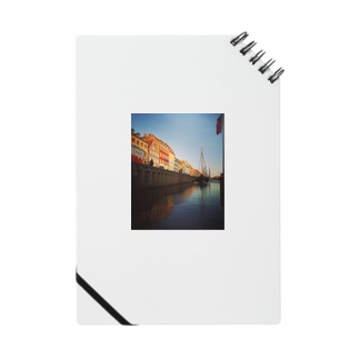 コペンハーゲンの運河 Notes