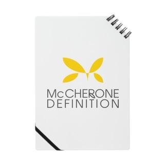 McCHERONE DEFINITION[淡色] Notes