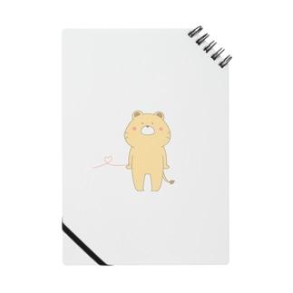 ライオンちゃん ノート
