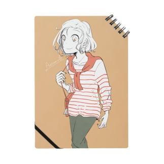 秋の訪れ Notebook