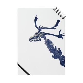 鹿の骨 Notes