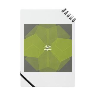 air 2021 green edition Notebook