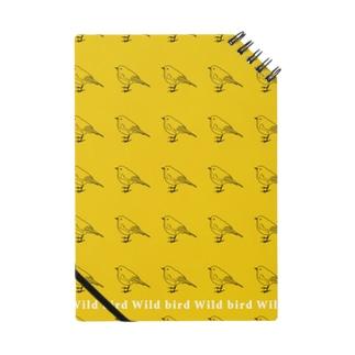 野鳥 Notebook
