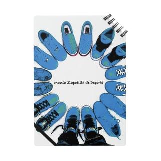 Manía Zapatilla de Deporte ノート