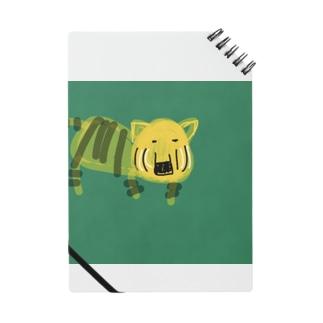 やる気のない虎さん Notebook