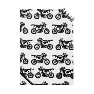かっこいいバイク Notebook