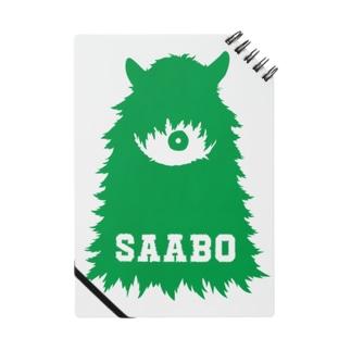 SAABO_FUR_ForestMan_L_G ノート