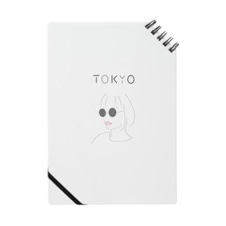 Hiroko💐のテクノなTOKYOガール Notebook