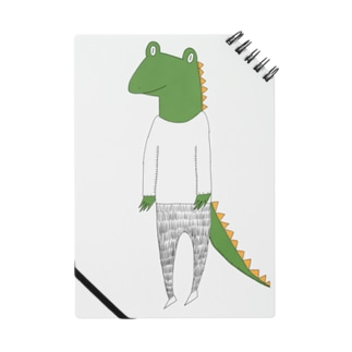 crocodile カラーバージョン Notes