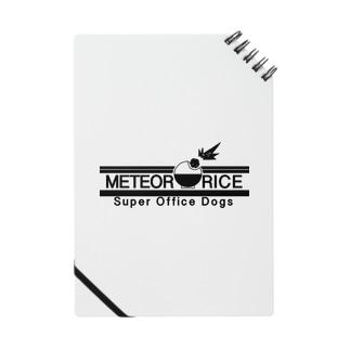 メテオライス ロゴグッズ Notes