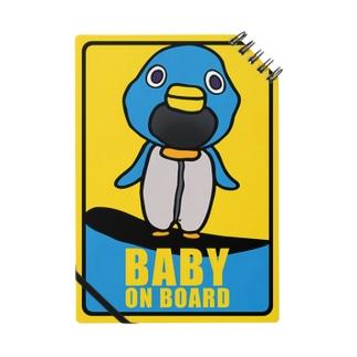 BABY on Board (ペンギン夏ver.) Notes