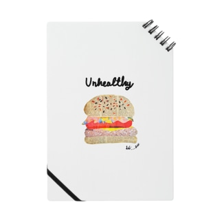 Unhealthy Notebook