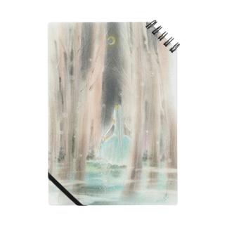 三日月の森 ノート