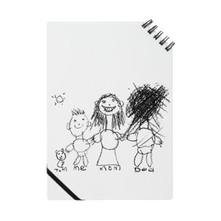 My family ノート