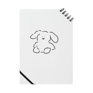 (すべて白地用)うさちゃん Notes