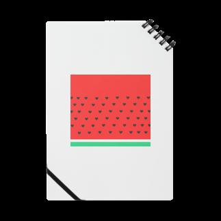 tomoDesignのスイカ Notes