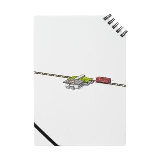 電車と線路と駅 Notes