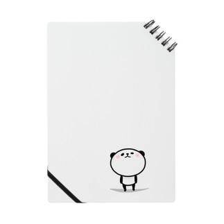 ほっこりパンダ Notes