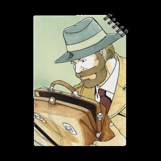 ショッピーのアイテムの鞄図書館ノート
