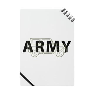 U.S.ARMYなジムニー Notebook