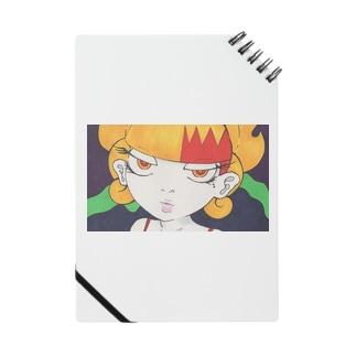 女の子作品010 顏 Notes