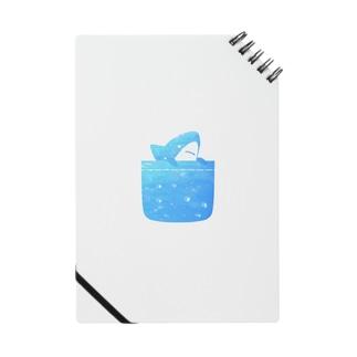 サメポッケMarin ver. Notebook