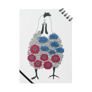 花にわとり Notes