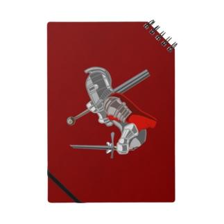 紅い騎士 ノート